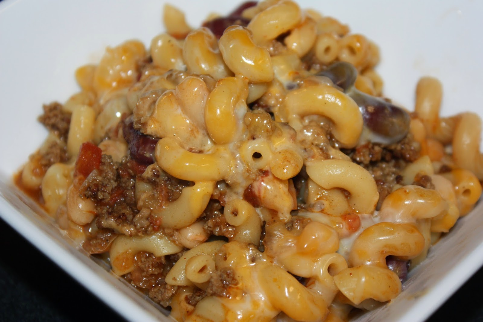 southern living yankee one pot chili mac cheese
