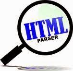 Parse HTML