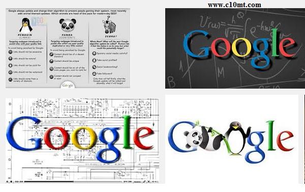 Tổng hợp các thuật toán của Google trong năm qua www.c10mt.com