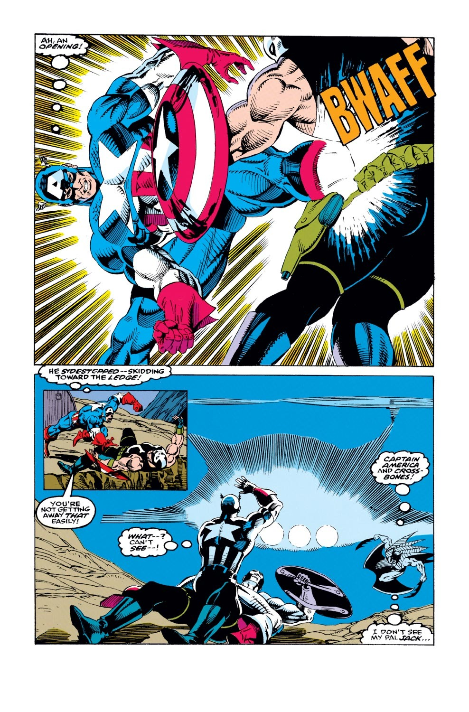 Captain America (1968) Issue #410 #359 - English 13