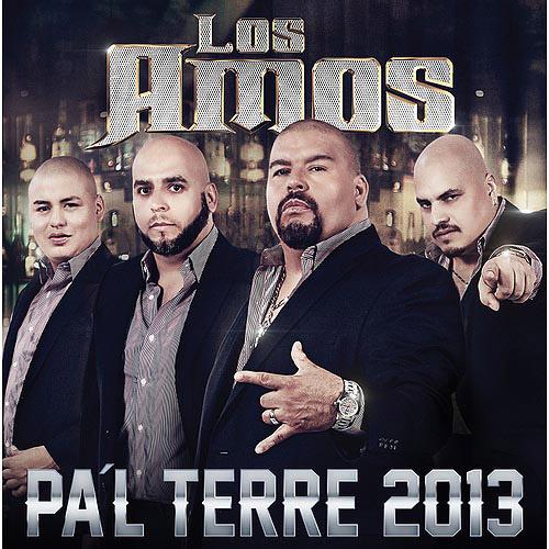 Descargar Disco Los Amos De Nuevo Leon - Pal Terre CD Album 2013