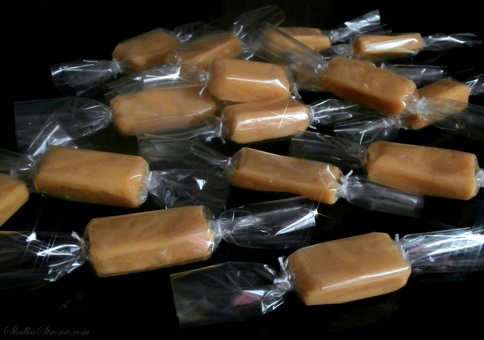 domowe cukierki