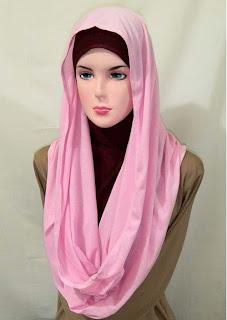 Kreasi Jilbab Berdasarkan Bentuk Wajah