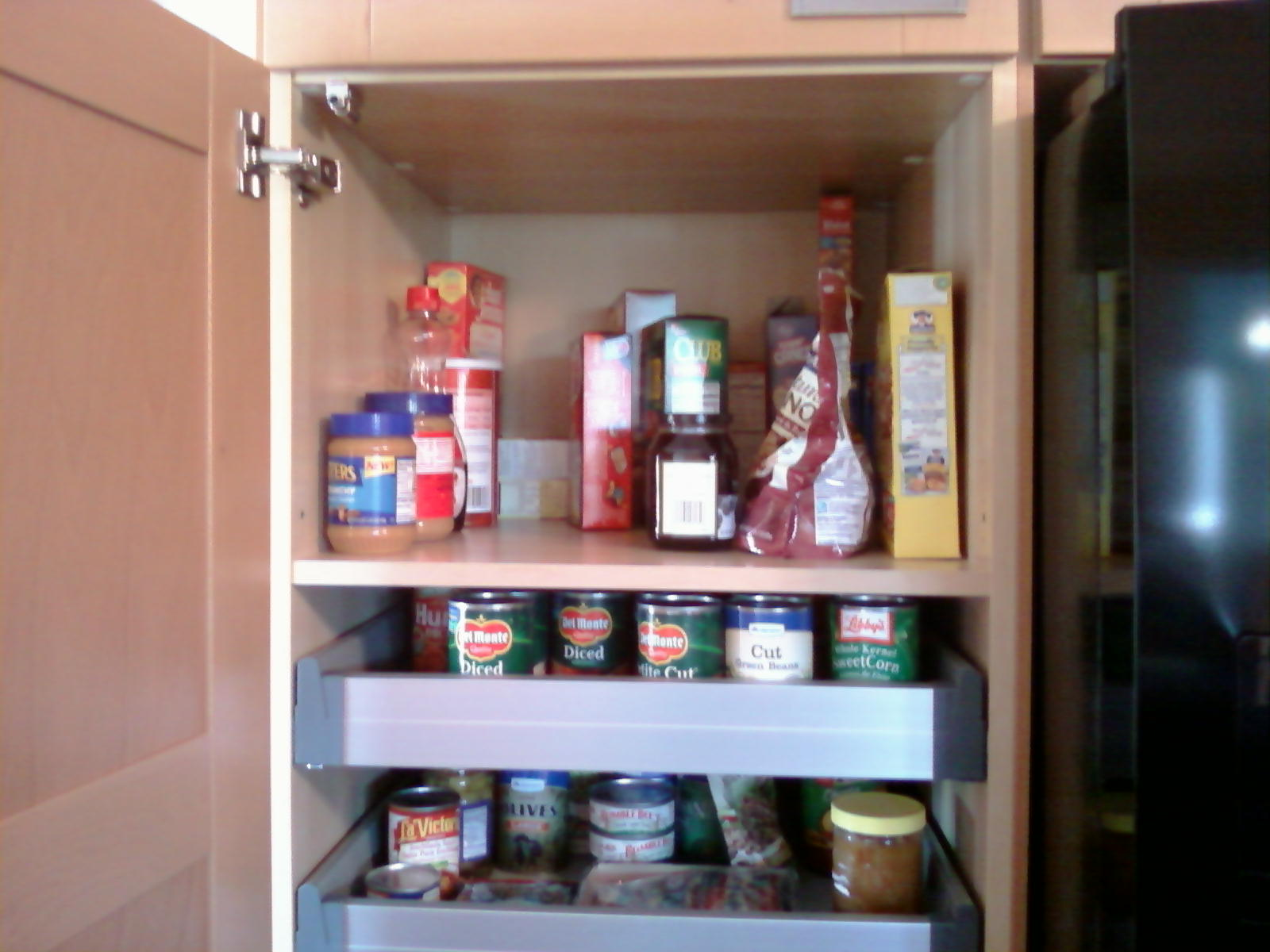 IKEA Kitchen Pantry Storage Cabinet