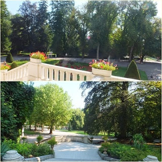 Vue Parc Grand Hotel Vittel