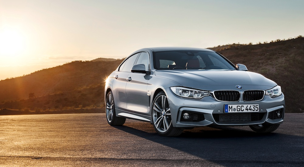 BMW 4シリーズ・グランクーペ
