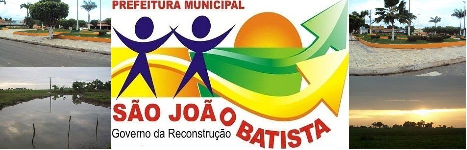 Governo da Reconstrução SJB-MA