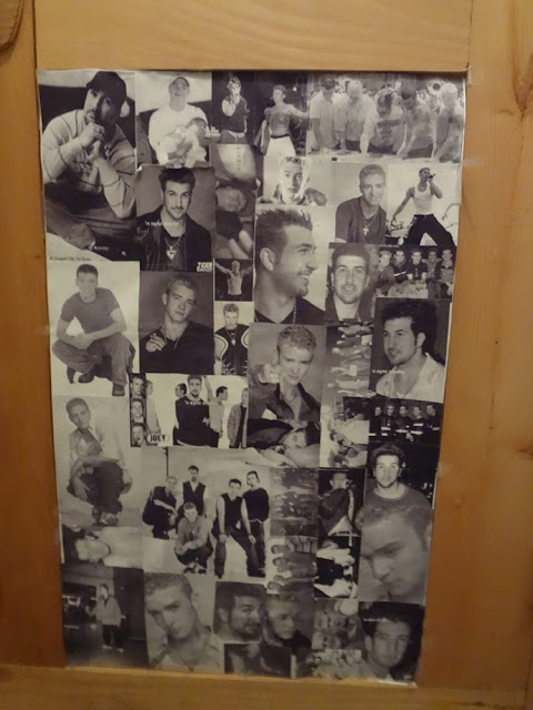 collages of nsync pictures