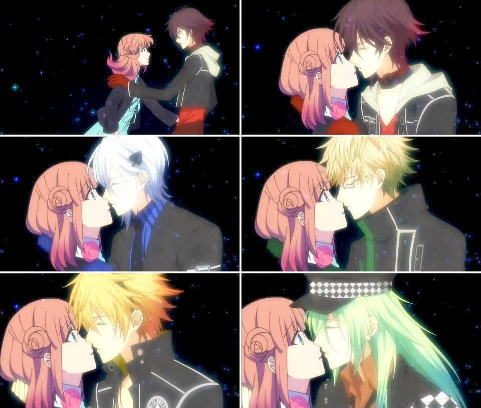 Amnesia Anime Heroine And Orion