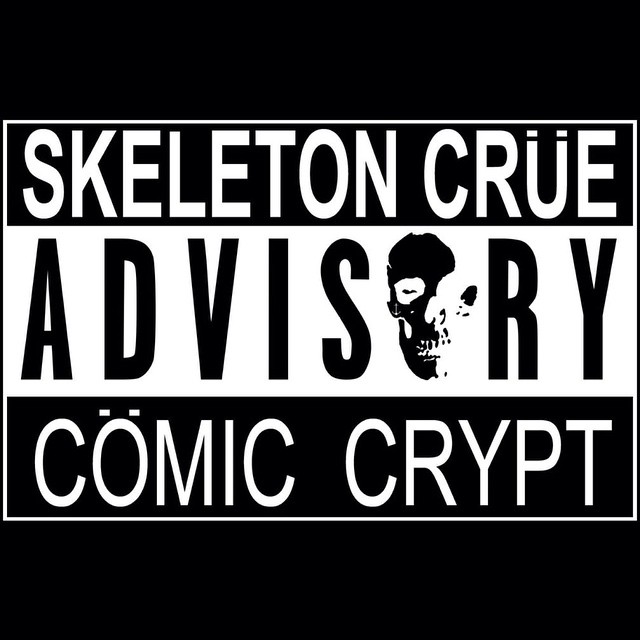 Comic Crypt Podcast
