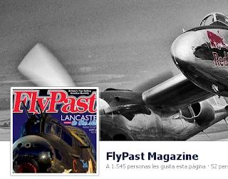 Entreu al Facebook de Fly Past.