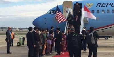 Kunjungan Jokowidodo ke USA Oktober 2015