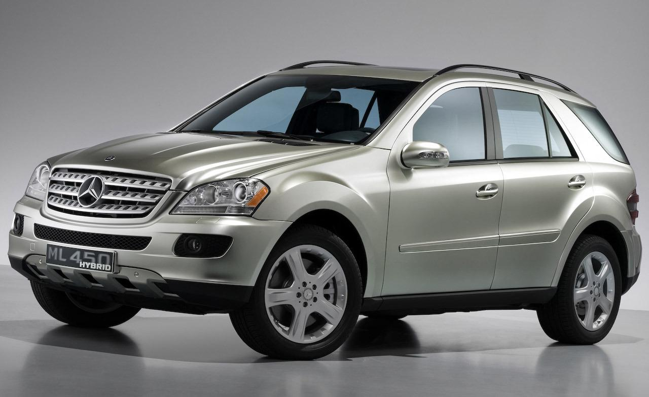 All sports cars sports bikes hd wallpapers of new for Mercedes benz ml 450