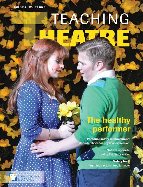 Teaching Theatre Fall 2015 Cover