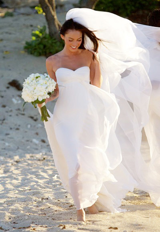 2013 celebrity wedding dresses collection trendy