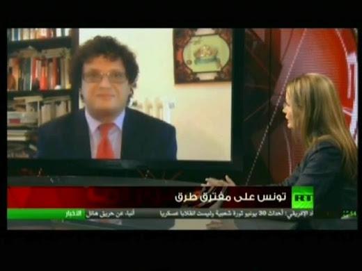 رياض الصيداوي : قتل بلعيد والإبراهمي والجنود وأزمة تونس: من يقف ورائها وكيف؟