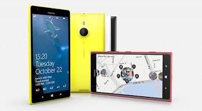 smartphones com as melhores baterias: nokia lumia 1520
