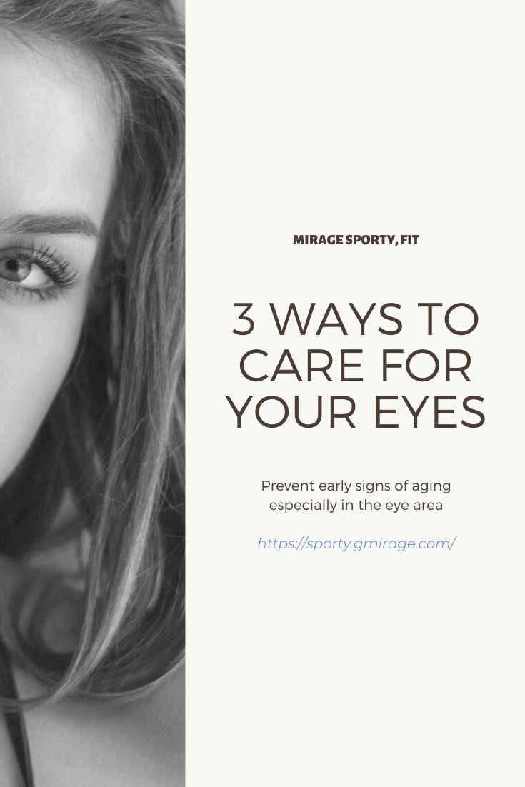 3 Tips To Care for your Eyes, If you really want to maintain your youthful appearance, you have to put in effort to ensure that you prevent early signs of aging especially in the eye area. Eye wrinkles are actually easy to prevent, all you need is an especially reformulated eye cream that will suit and complement your skin type.