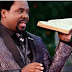 PRAY FOR BUHARI NOT TO DIE IN POWER – TB JOSHUA WARNS