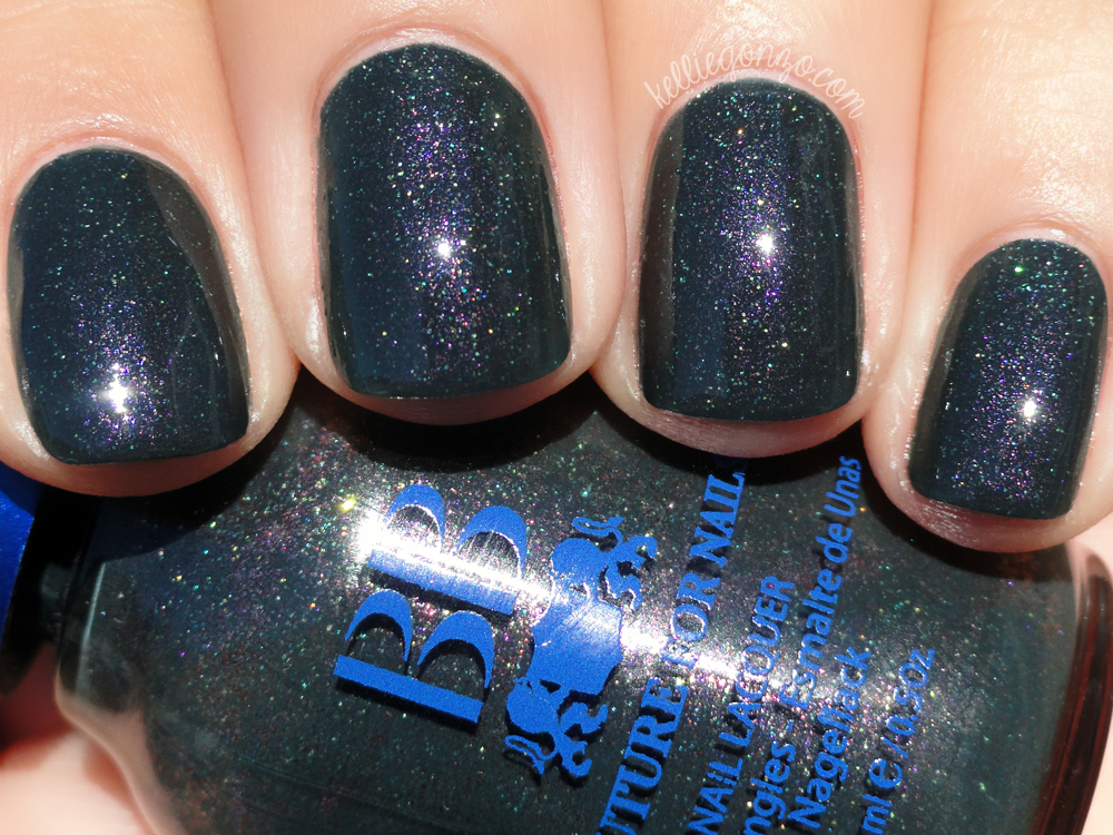 BB Couture - Mendocino Midnight