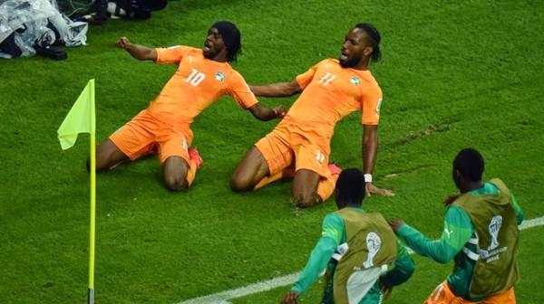 مباراة كولومبيا وساحل العاج اليوم 19 يونيو 2014 بث مباشر والقنوات الناقلة