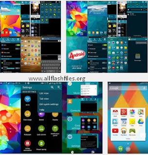 Samsung Galaxy S3 Android and S5 Android Lollipop Firmware