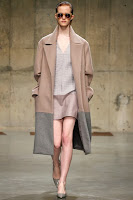 палто два цвята