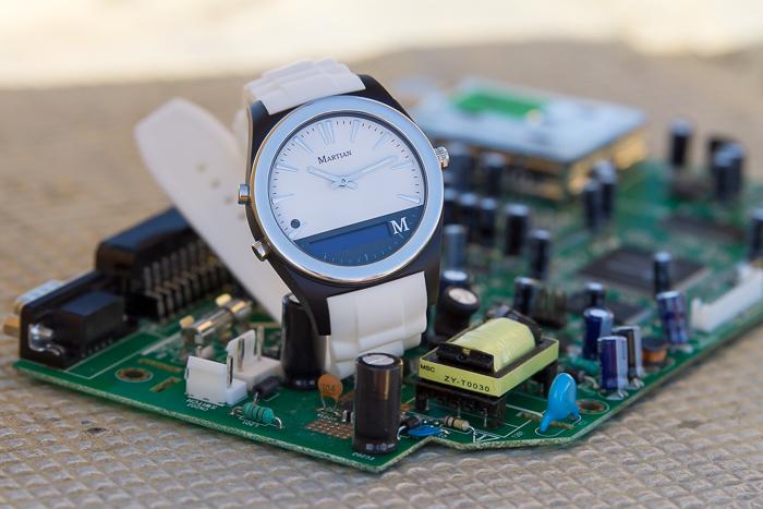 tendencias en moda relojes dispositivo tecnologico