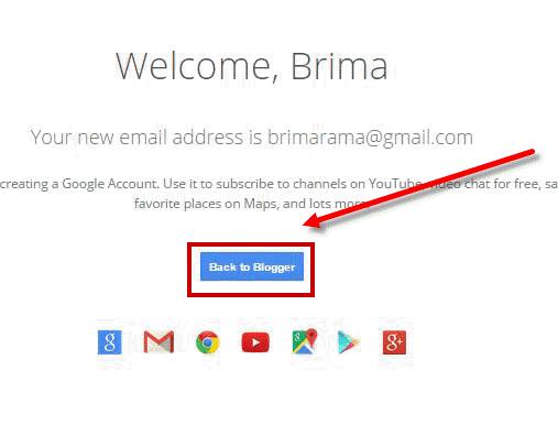 cara bikin blog di blogger gratis