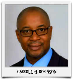 CARROLL G. ROBINSON - CLICK PHOTO TO VIEW THIS BULLETIN