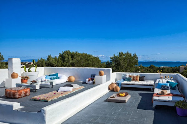 Terraza mediterranea decorar tu casa es Chill out terraza
