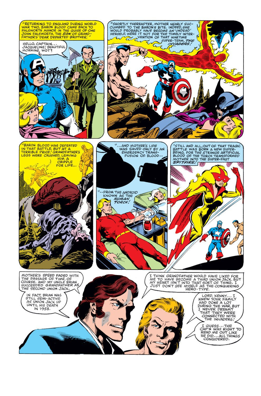 Captain America (1968) Issue #254 #169 - English 9