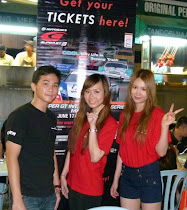 JLean & Japan Super GT Race Queens 2011