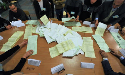 Процесс подсчета голосов на выборах затягивается