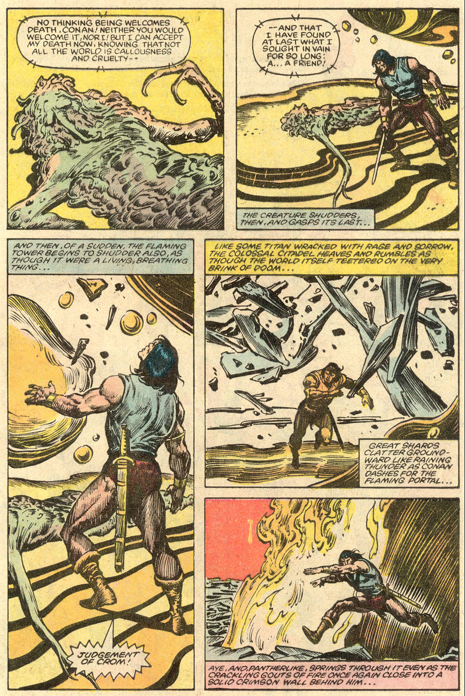 Conan the Barbarian (1970) Issue #150 #162 - English 22