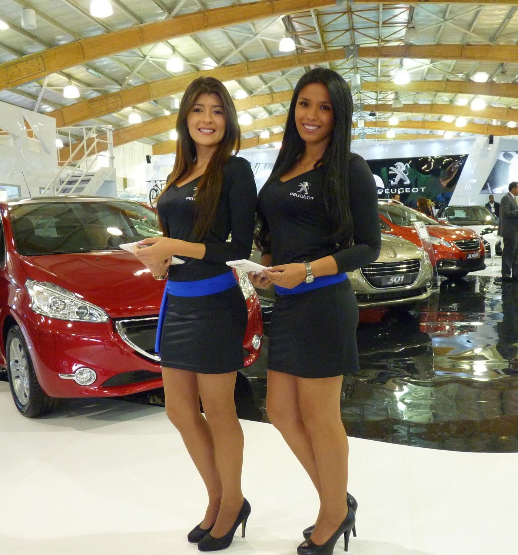 Las Chicas Del Sal 243 N Internacional Del Autom 243 Vil En Bogot 225