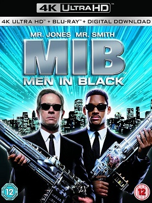 MIB - Homens de Preto 4K Filmes Torrent Download capa