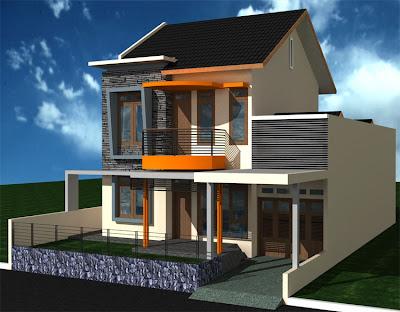 Desain Rumah Minimalis Type 60