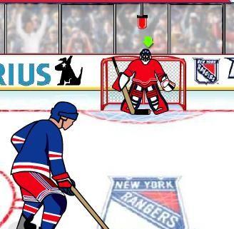 Buz Hokeyi Kralı Oyunu