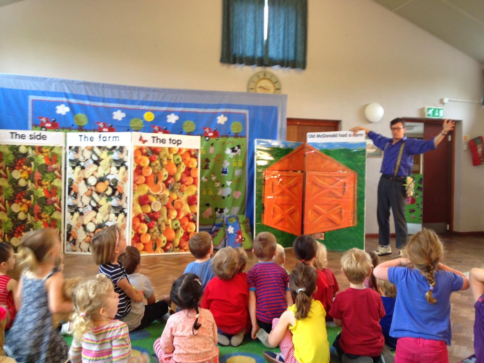 Primary School Show in Hertfordshire