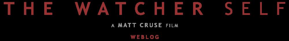 The Watcher Self Official Blog
