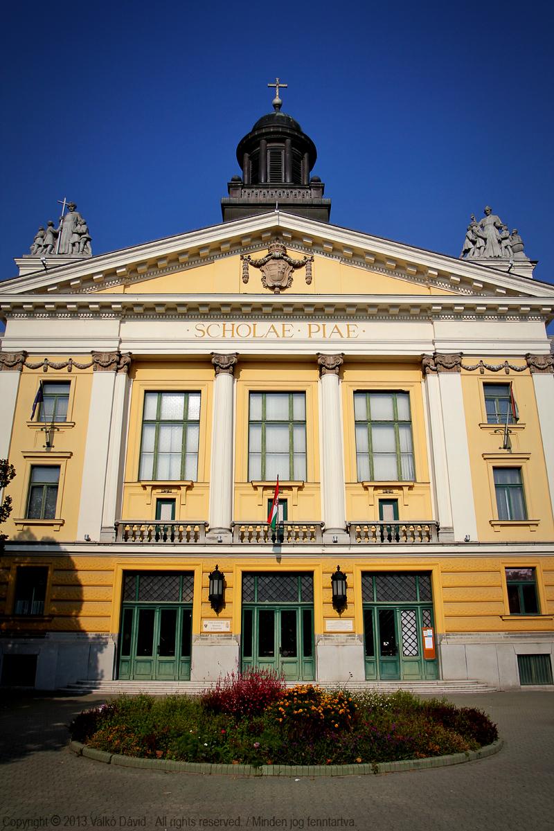 Scholae Piae - Kecskemét, Magyarország