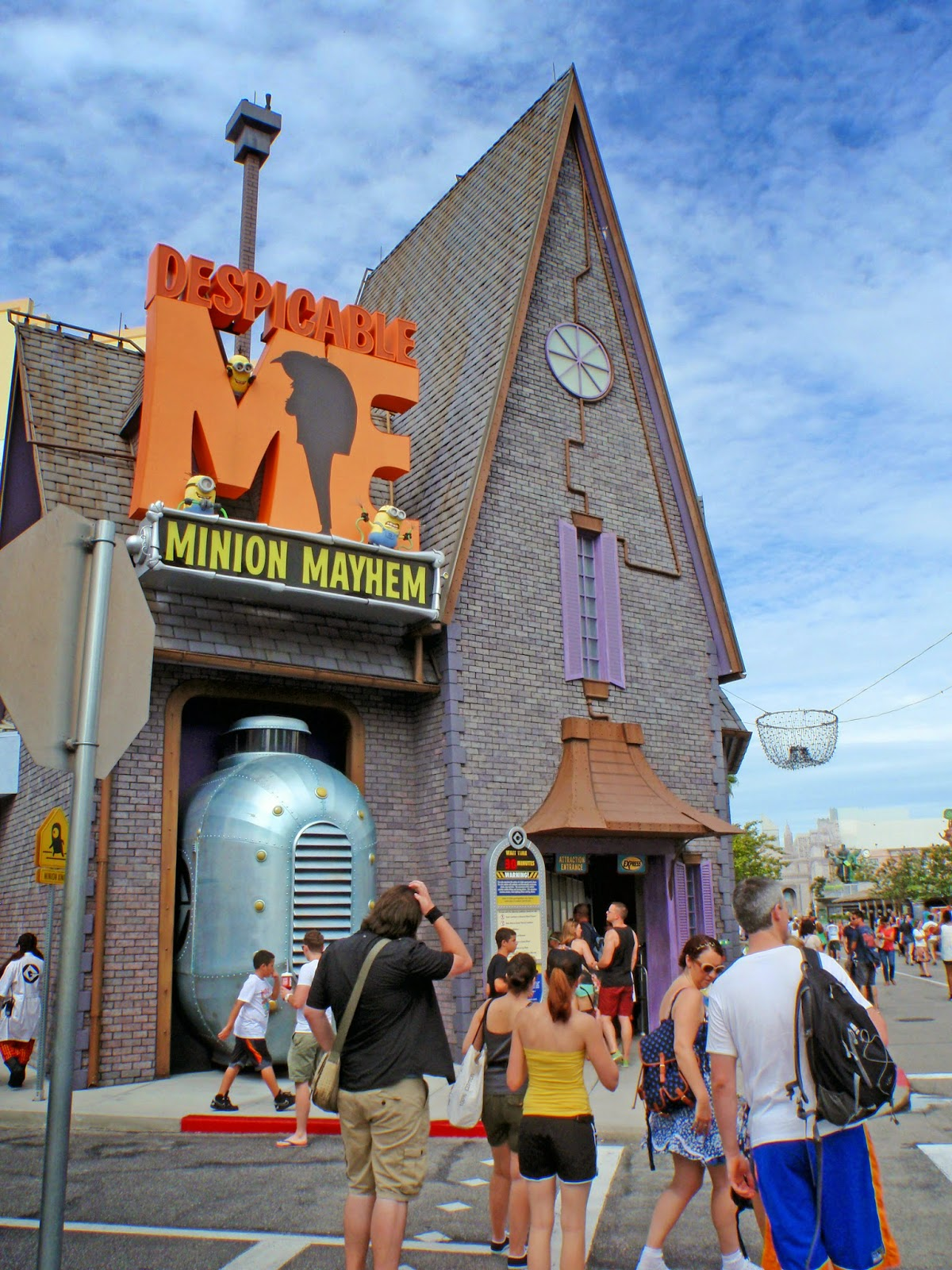 The obligatory blog universal studios orlando we saved the world how to train your dragon attraction my favorite ride at universal studios non harry potter related was transformers its a 4d immersive motion ccuart Gallery