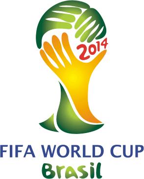 logo fifa world cup brazil 2014