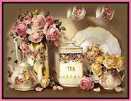 Victorian Tea I
