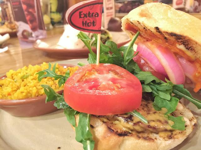 Nando's Singapore - Nando's Steak Burger