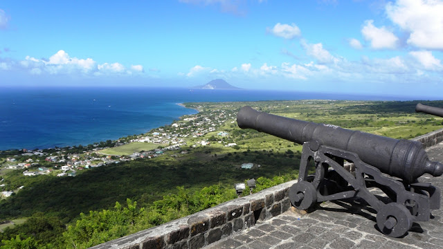 Brimstone Hill Fortress St. Kitts