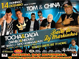 BAILE DO DJ MARKINHOS NO TOM & CHINA.