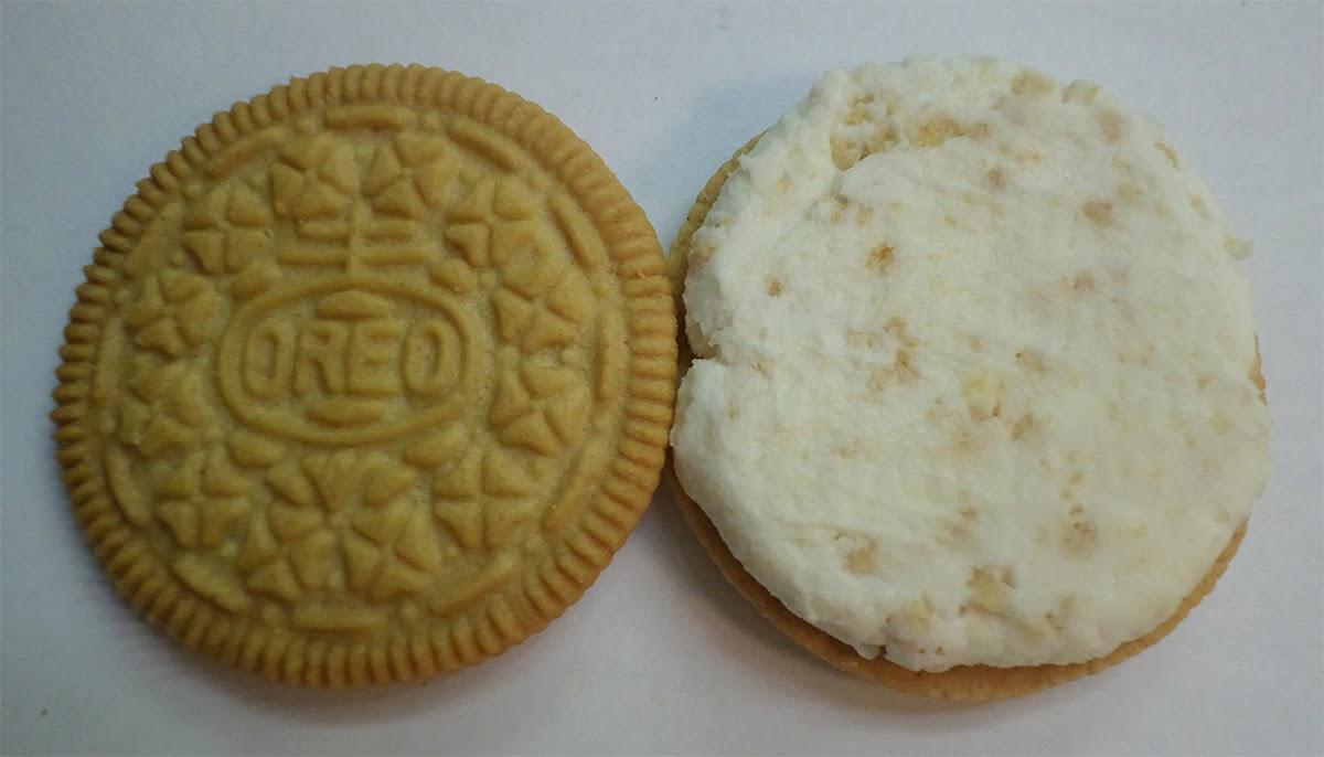 Limited Edition Marshmallow Crispy Oreo