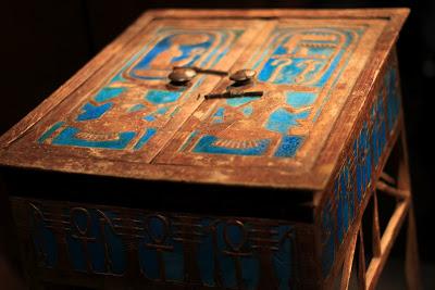 Amenhotep III Jewelery Box - 18th Dynasty